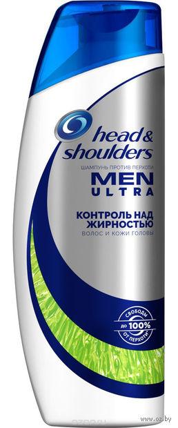 """Шампунь для волос """"Контроль над жирностью"""" (200 мл) — фото, картинка"""