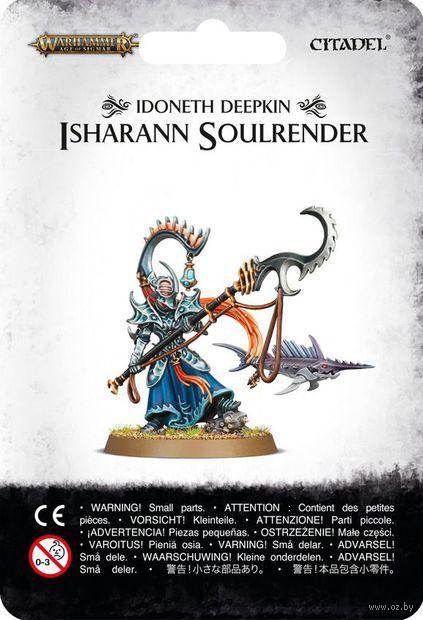 Warhammer Age of Sigmar. Idoneth Deepkin. Isharann Soulrender (87-25) — фото, картинка