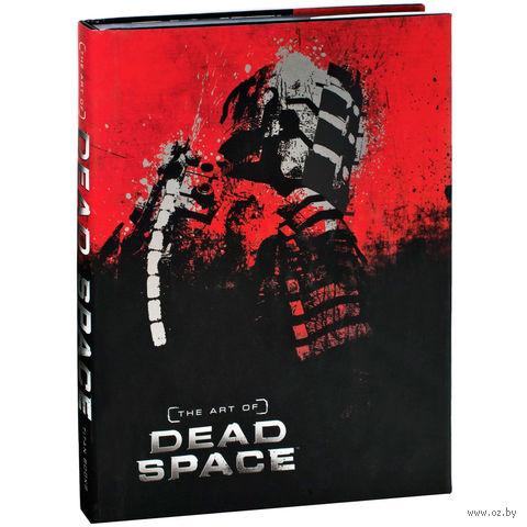 "Артбук ""Мир игры Dead Space"" — фото, картинка"