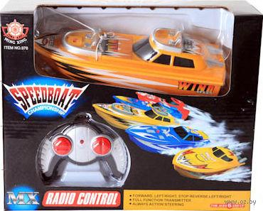 """Катер на радиоуправлении """"Speed Boat"""""""