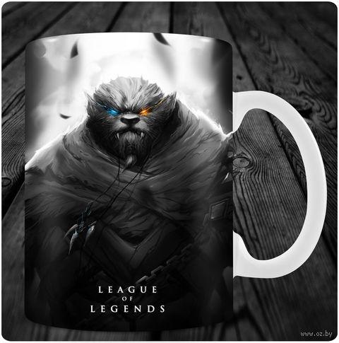 """Кружка """"Лига Легенд"""" (art. 32)"""