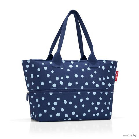 "Сумка ""Shopper E1"" (spots navy)"