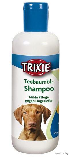 Шампунь для собак (250 мл; с маслом чайного дерева) — фото, картинка