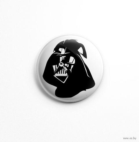 """Значок маленький """"Звездные войны. Дарт Вейдер"""" (арт. 203) — фото, картинка"""