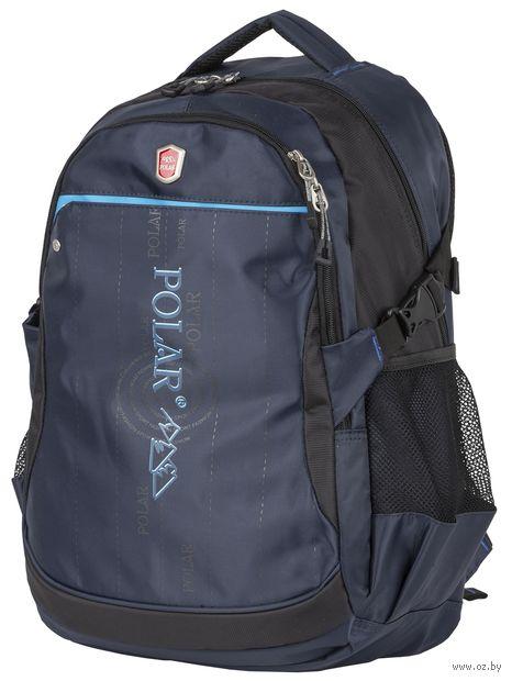 Рюкзак П5108 (26 л; тёмно-синий) — фото, картинка