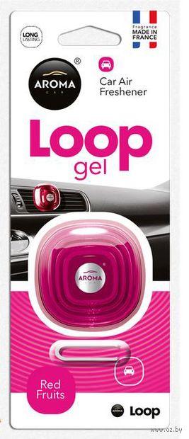 """Ароматизатор """"Loop Gel"""" (red fruits) — фото, картинка"""