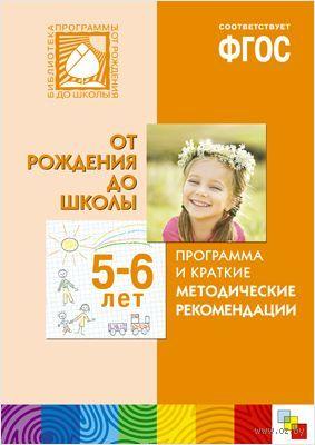 Программа и краткие методические рекомендации. Для работы с детьми 5-6 лет — фото, картинка