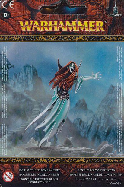 Warhammer Age of Sigmar. Nighthaunt. Tomb Banshee (91-33) — фото, картинка