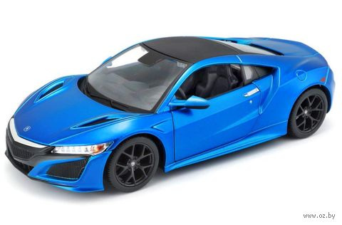 "Модель машины ""Acura NSX"" (масштаб: 1/38) — фото, картинка"