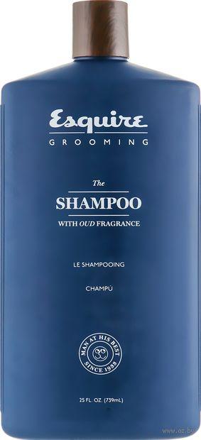 """Шампунь для волос """"Esquire"""" (739 мл) — фото, картинка"""