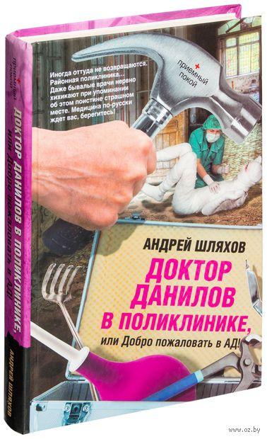 Доктор Данилов в поликлинике, или Добро пожаловать в ад!. Андрей Шляхов