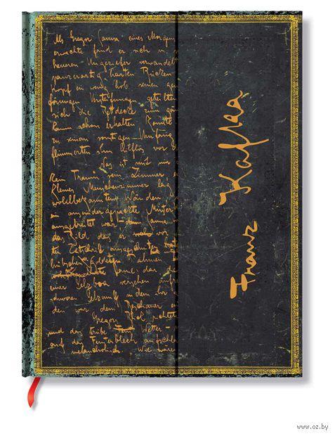 "Записная книжка Paperblanks ""Кафка, Превращение"" в линейку (180х230 мм) — фото, картинка"
