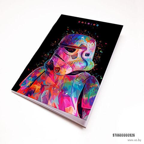 """Блокнот """"Звездные войны"""" (А7; арт. 926) — фото, картинка"""