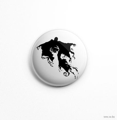 "Значок ""Гарри Поттер. Патронус"" (арт. 219) — фото, картинка"