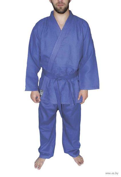 Кимоно для дзюдо AX7 (р.36-38/140; синее) — фото, картинка