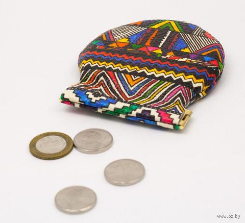 """Монетница круглая """"Африка"""" — фото, картинка"""
