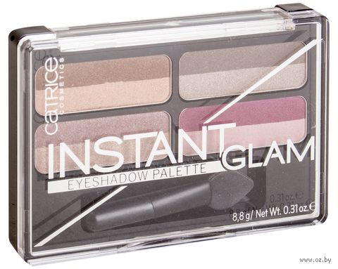 "Палетка теней для век ""Instant Glam Eyeshadow Palette"" (тон: 010) — фото, картинка"
