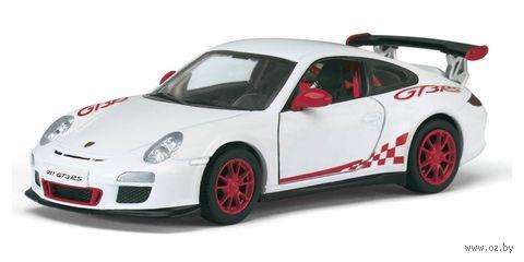 """Модель машины """"2010 Porsche 911 GT3 RS"""" (масштаб 1/36) — фото, картинка"""