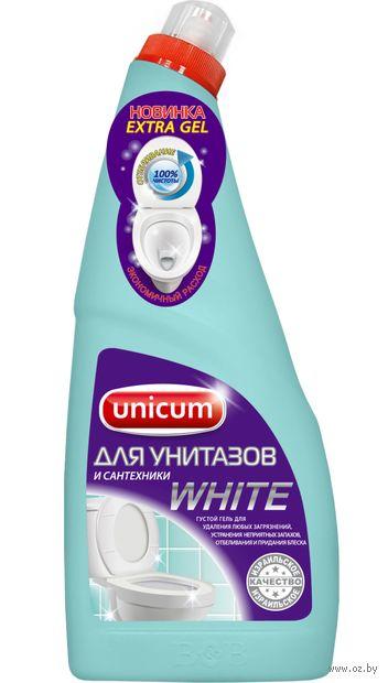 """Гель для чистки унитаза """"С гипохлоритом"""" (750 мл) — фото, картинка"""