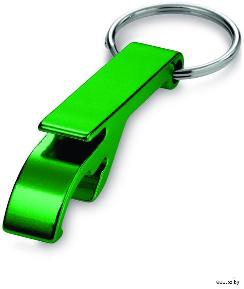 "Брелок-открывалка ""Tao"" (зеленый) — фото, картинка"