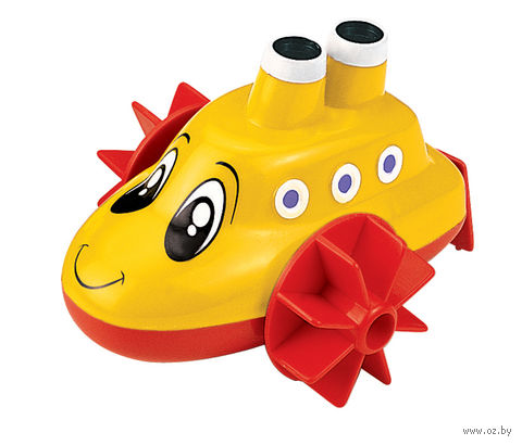 """Игрушка для купания """"Пароходик"""""""