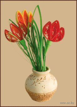 """Набор для квиллинга """"Тюльпаны"""""""