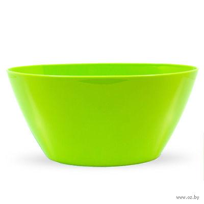 """Цветочный горшок """"Orchid Oval"""" (25 см; салатовый) — фото, картинка"""