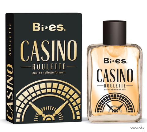 """Туалетная вода для мужчин """"Casino Roulette"""" (100 мл) — фото, картинка"""
