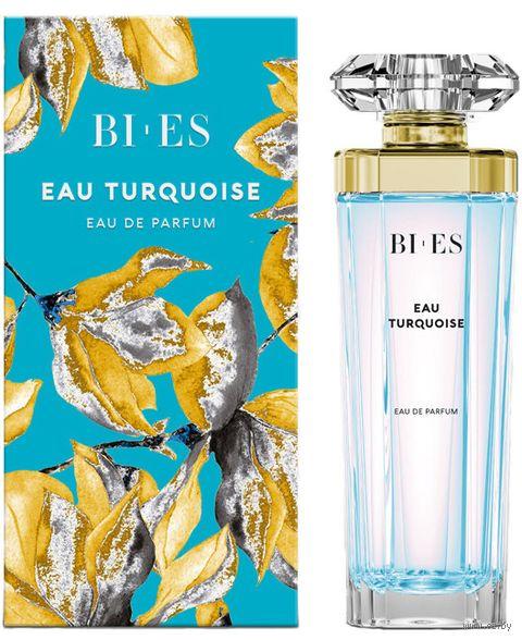 "Парфюмерная вода для женщин ""Eau Turquoise"" (50 мл) — фото, картинка"
