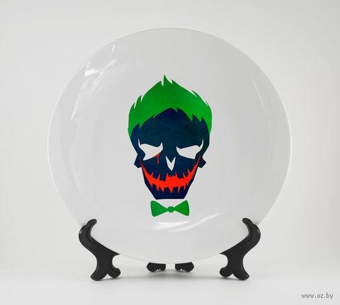 "Тарелка ""Отряд самоубийц. Джокер"" (996)"