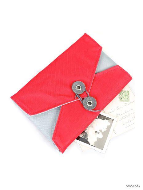 """Органайзер для путешествий """"Envelope"""" (красный)"""