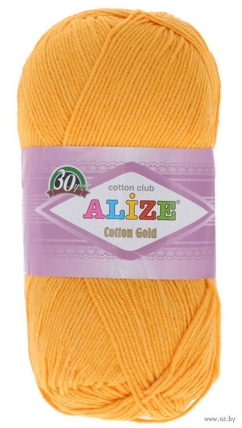 ALIZE. Cotton Gold №14 (100 г; 330 м) — фото, картинка
