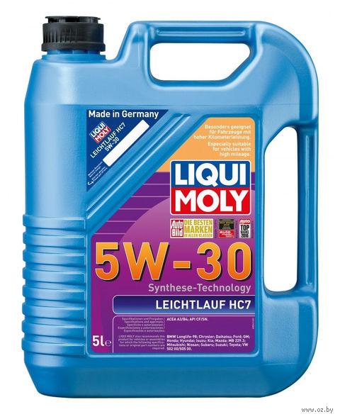 "Масло моторное ""Leichtlauf HC7"" 5W-30 (5 л) — фото, картинка"