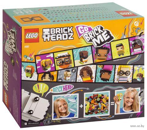 "LEGO Brick Headz ""Собери себя"" — фото, картинка"