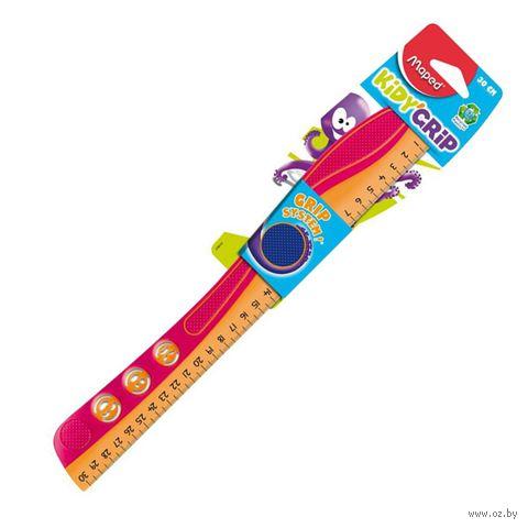 "Линейка ""Kidy Grip"" (30 см)"