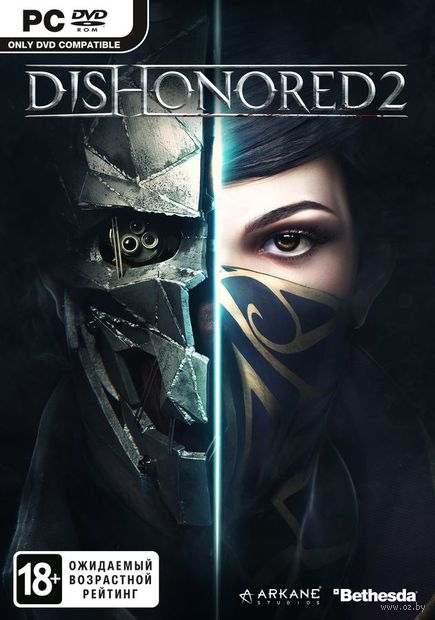 Dishonored 2 (DVD)