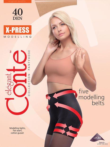 """Колготки женские корректирующие """"Conte. X-Press 40"""""""
