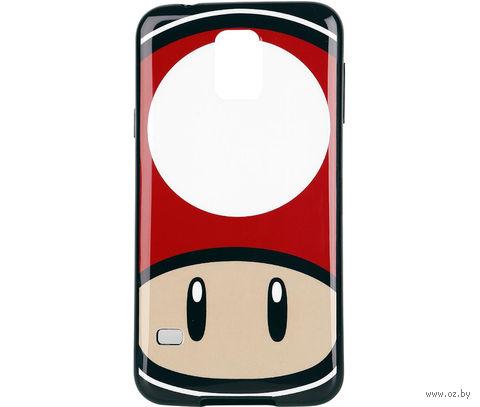 Чехол для Samsung Galaxy S5 Mushroom