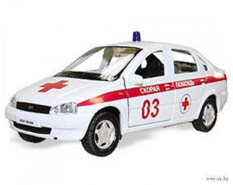 """Модель машины """"LADA Kalina. Скорая помощь"""" — фото, картинка"""