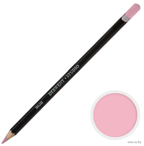 Карандаш цветной Studio 18 (гвоздично-розовый)
