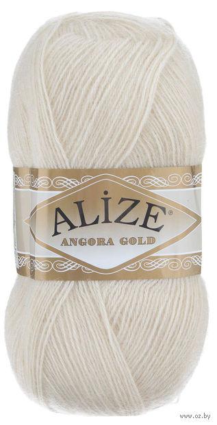 "Пряжа ""ALIZE. Angora Gold №67"" (100 г; 550 м) — фото, картинка"