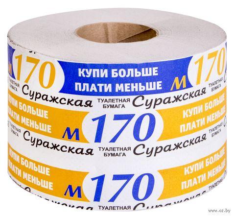 """Туалетная бумага """"М-170"""" (1 рулон) — фото, картинка"""