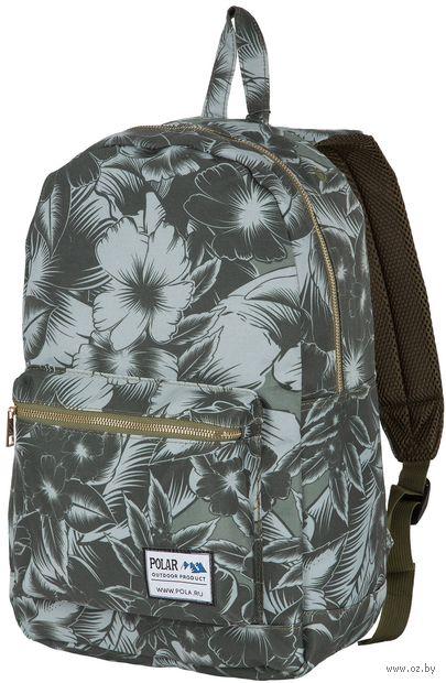 Рюкзак 17210 (20 л; зелёный) — фото, картинка