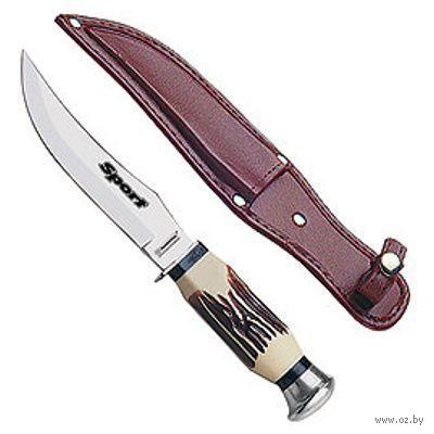 Нож разделочный в чехле (125 мм; арт. 26011105)