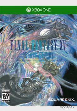 Final Fantasy XV. Deluxe Edition (Xbox one)