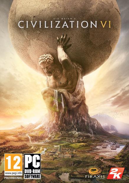 Цифровой ключ Sid Meier's Civilization VI
