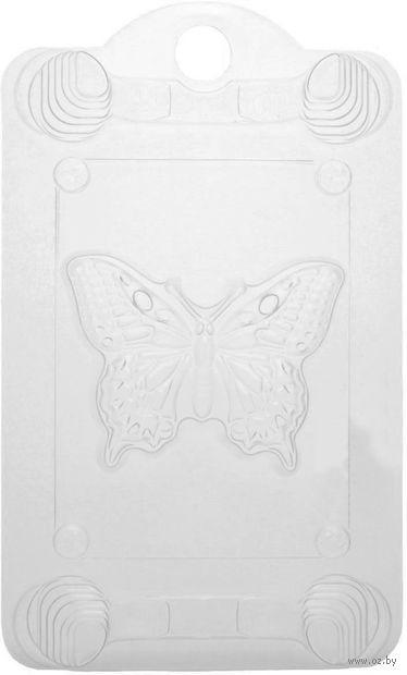 """Форма для изготовления мыла """"Бабочка"""" — фото, картинка"""