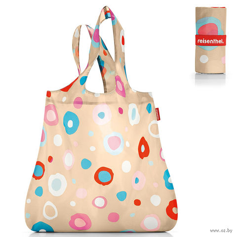 "Сумка складная ""Mini maxi shopper"" (funky dots 1)"