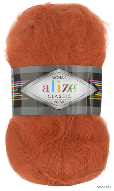 ALIZE. Mohair Classic №120 (100 г; 200 м) — фото, картинка