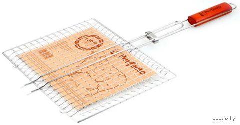 Решетка-гриль (34x26 см) — фото, картинка